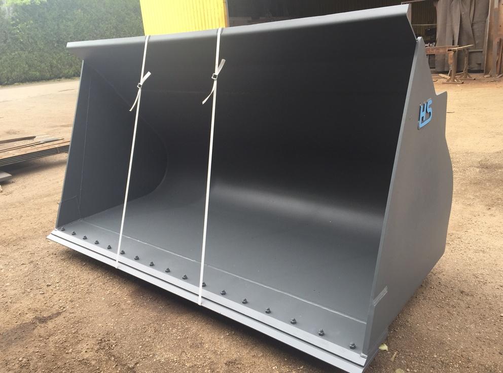 Погрузочный ковш для фронтального погрузчика Hitachi ZW 140
