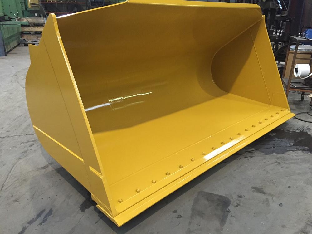 Погрузочный ковш для фронтального погрузчика Komatsu W170