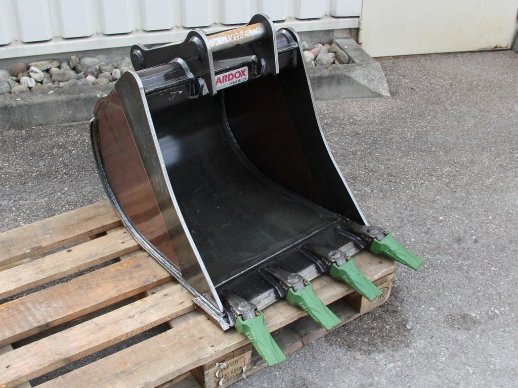 Стандартный ковш для мини-экскаватора