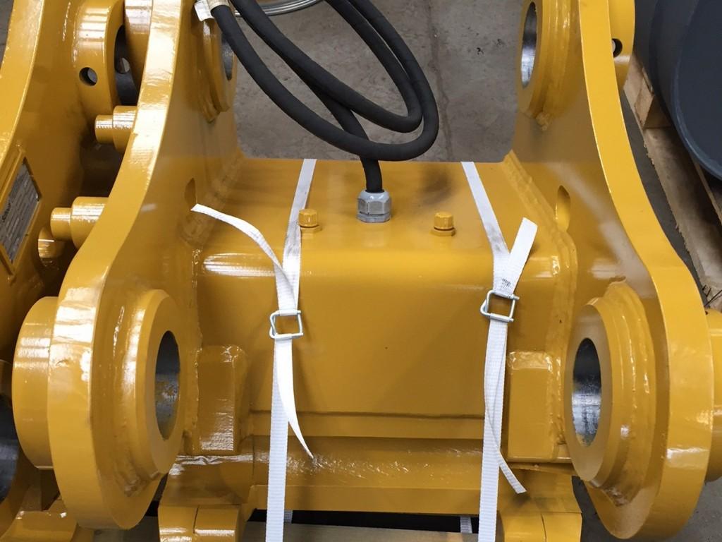Schnellwechsler hydraulisch Liebherr kompatibel