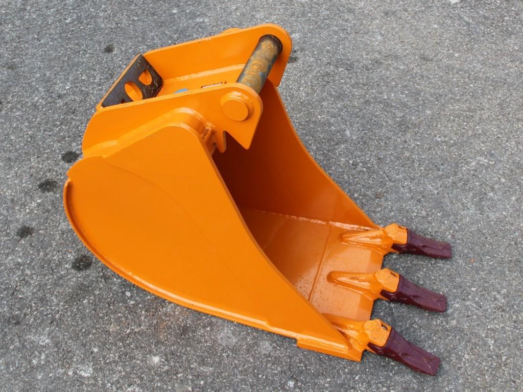 Tiefloeffel-Galabau-Minibagger